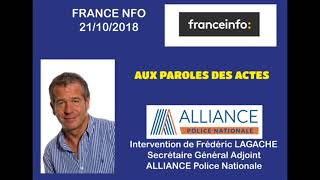 AUX PAROLES DES ACTES !!!