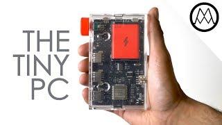 Kano Pixel Kit - The TINY Handheld Computer!