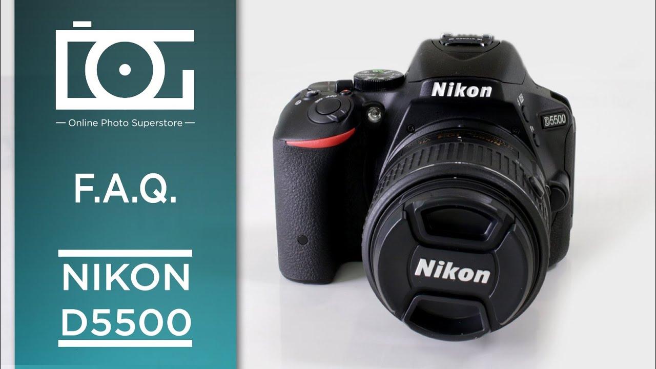 Tutorial Nikon D5500 With Af S Dx Nikkor 18 55mm F 35 56 G Vr Lens Parts Diagram Where To Get For A D5000 Slr Nikoncamera