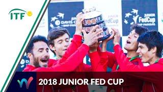 2018 Junior Davis Cup | Final State Of Play | International Tennis Federation