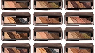 EXCLUSIVE! HOURGLASS MODERNIST EYESHADOWS REVIEW