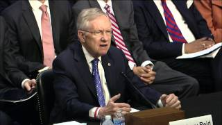 Reid calls for constitutional amendment to #GetMoneyOut