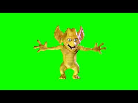 Freddie Freaker Green Screen