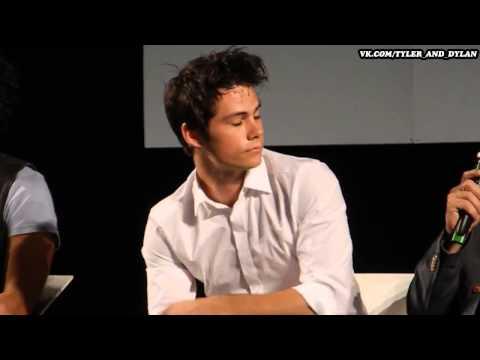 Сколько тебя в Стайлзе? / Дилан ОБрайен / Giffoni Film Festival, Italy / 21 июля, 2014