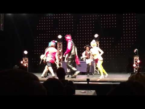 Survive the Night ACen 2016 Masquerade performance