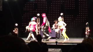 Survive the Night ACen 2016 Masquerade performance