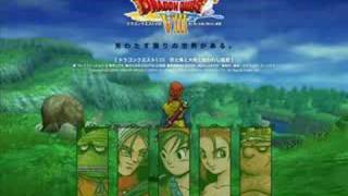 Repeat youtube video Dragon Quest VIII music - Heavenly Flight