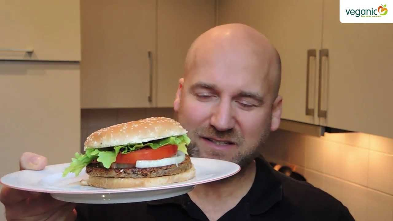 rezept the big black bean burger mit selbstgemachter mayo und ketchup 100 vegan youtube. Black Bedroom Furniture Sets. Home Design Ideas