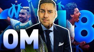 #2 - Mon Équipe De L'om 2018-2019 !!! (transferts, DÉparts, Équipe Type)