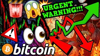 EMERGENCY!!!! BITCOIN BOUNCE or DOOM!!!! THE MOMENT of TRUTH is HERE!!!! [critical]