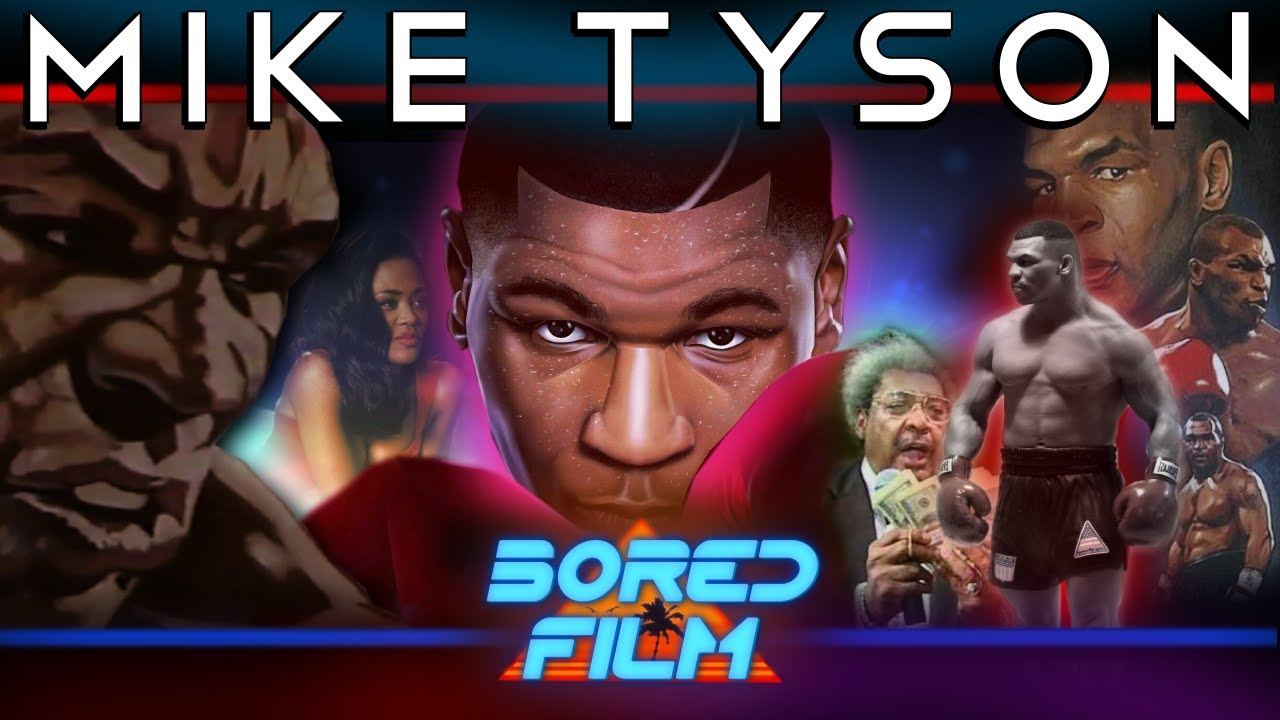 Download Mike Tyson - Baddest Man On The Planet (Original Knockout Documentary)
