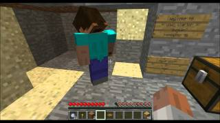 Minecraft Multiplayer LP Survival Island (CZ koment) Desmond+ZikmundCZ
