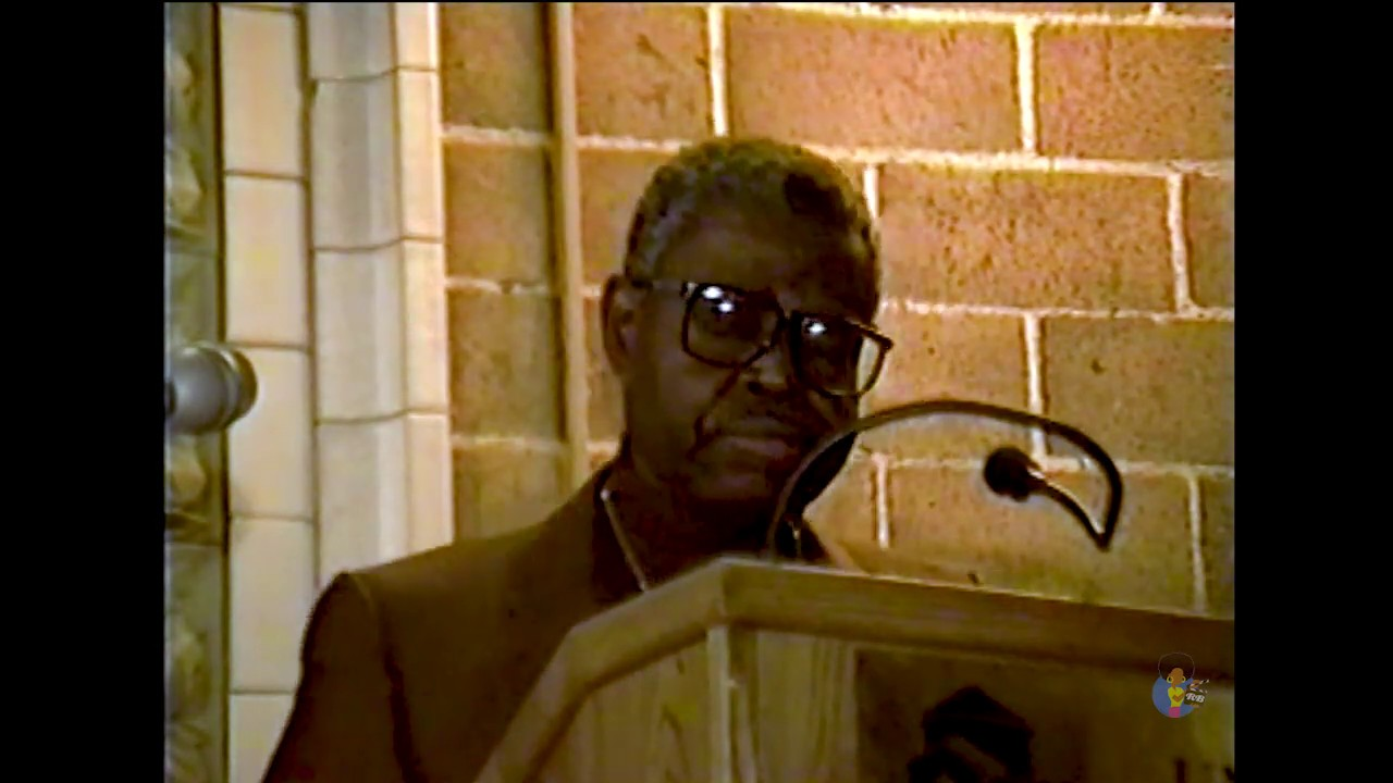 Dr. Yosef Ben-Jochannan (1992) | University of Pennsylvania Lecture | Dr. Ben