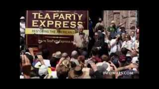 Ron Paul at the Tea Party Rally in Austin, Texas
