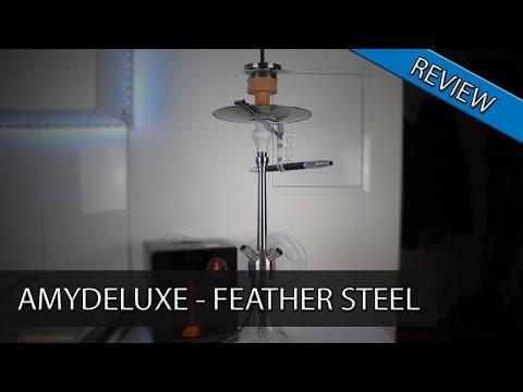 AMYDELUXE - FEATHER STEEL