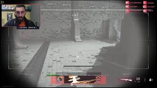 Live - Call of Duty: Modern Warfare primeira vez jogando | LDavid
