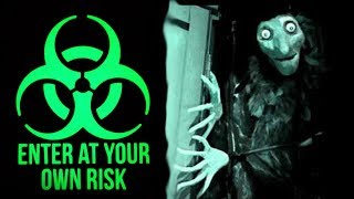 3 Dangerous Objects You Should Never Make Eye Contact With   SCP FOUNDATION #10