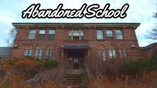 Abandoned school with a sad history (Fernald State School in MA) -#79