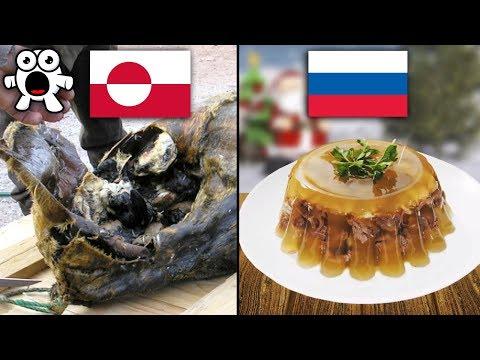 What Christmas Dinner Around The World Looks Like