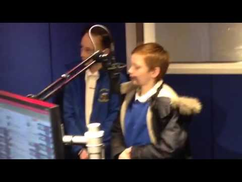 BHPS Anti-Bullying Squad On Peak FM