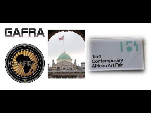 Gallery of African Art, London, Celebrates 1:54 Contemporary African Art Fair 2013
