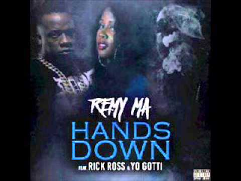 Remy Ma - Hands Down (feat  Rick Ross & Yo Gotti)
