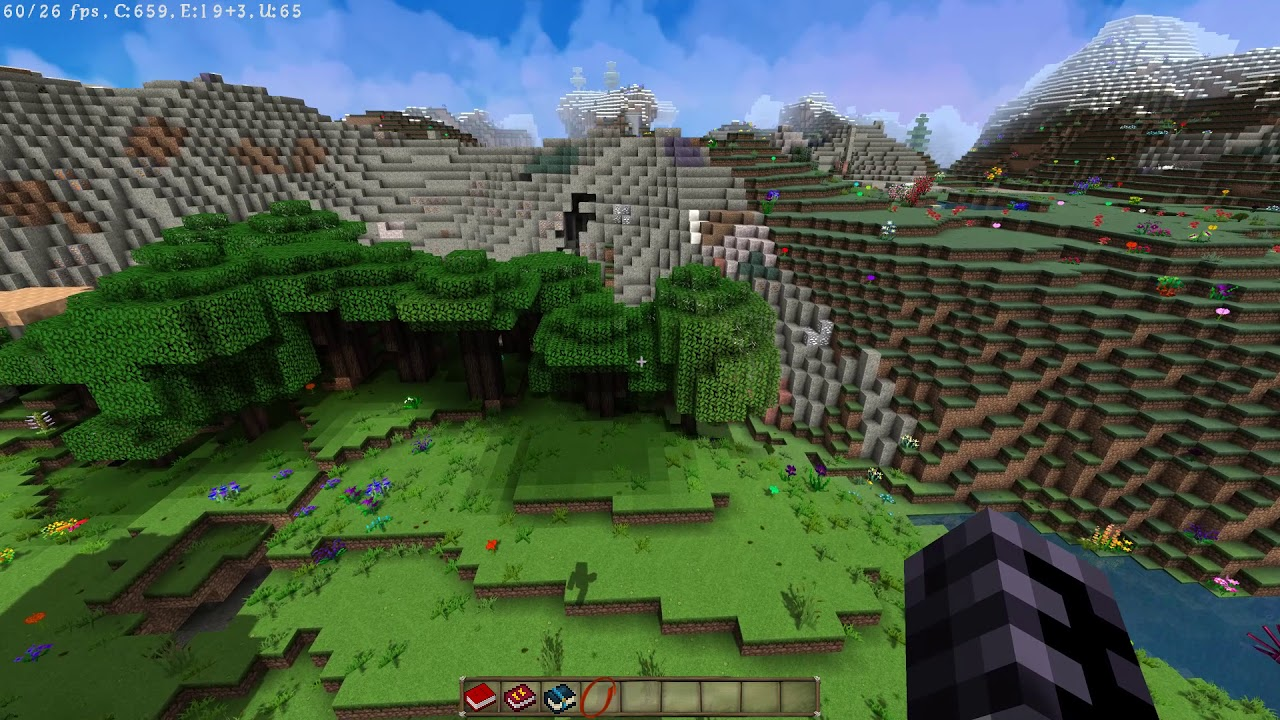 do minecraft ftb packs include cryptocurrency miners