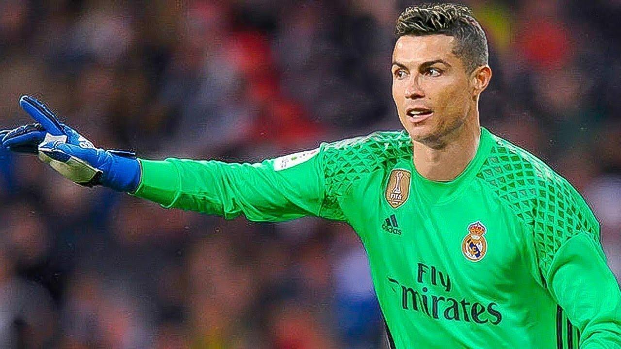 Ronaldo, Messi'nin Asla Yapamayacağı 10 Şeyi Yaptı