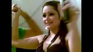 قصي خولي وسارية السواس اجمل رقصة _  koales drama syria