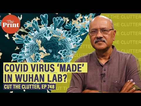 Top scientists shaken by revelations that Covid isn't natural but a lab-made virus that 'escaped'