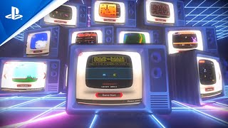 Namco Museum Archive Vol 1 & 2 - Launch Trailer | PS4