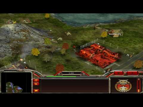 Command and Conquer Generals: Zero Hour Full China Campaign