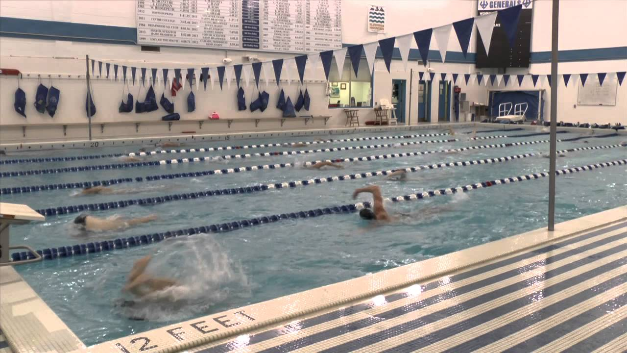 2014 15 Washington And Lee Swimming Preview Youtube
