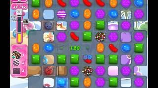 Candy Crush Saga Level 1634 (No booster, 3 Stars)