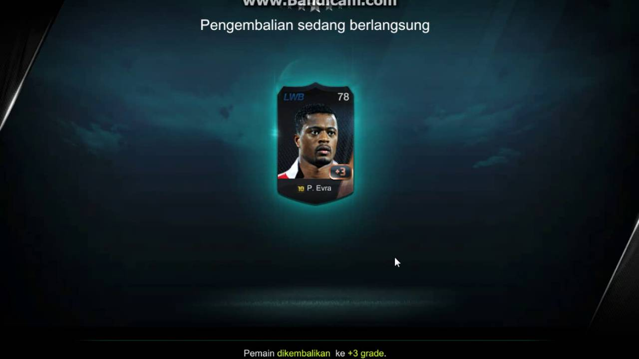 Trik Upgrade Ke 8 Fifa Online 3 Indonesia Youtube