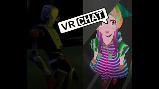 [VRChat] The Horny Robot and The Lost Child