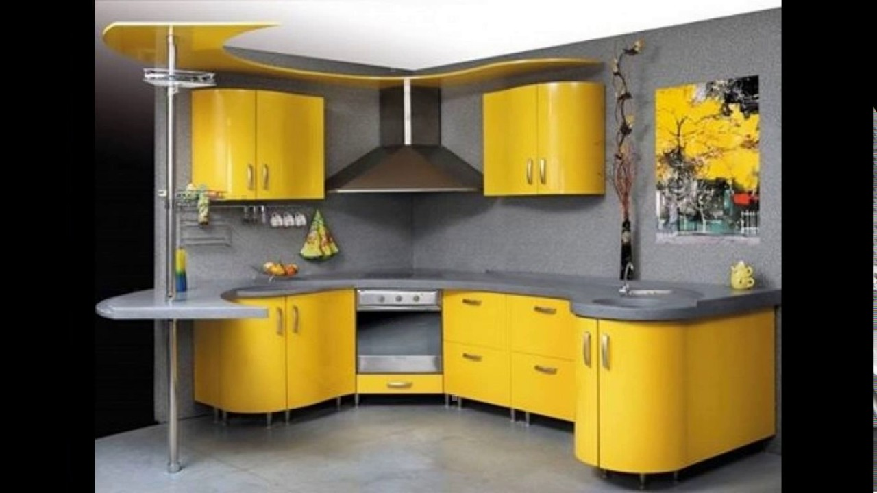 Charmant Modular Kitchen Designs For Flats