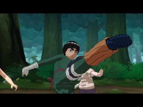Naruto Ultimate Ninja Storm Legacy Part 8 [English]  