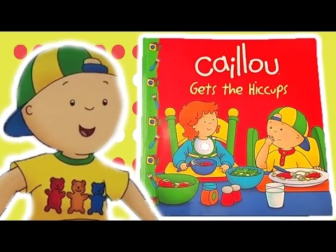 READ ALOUD Bedtime Stories for kids 📚 CAILLOU BOOK READING 1 HOUR 📚  Stories for Kids Read Aloud