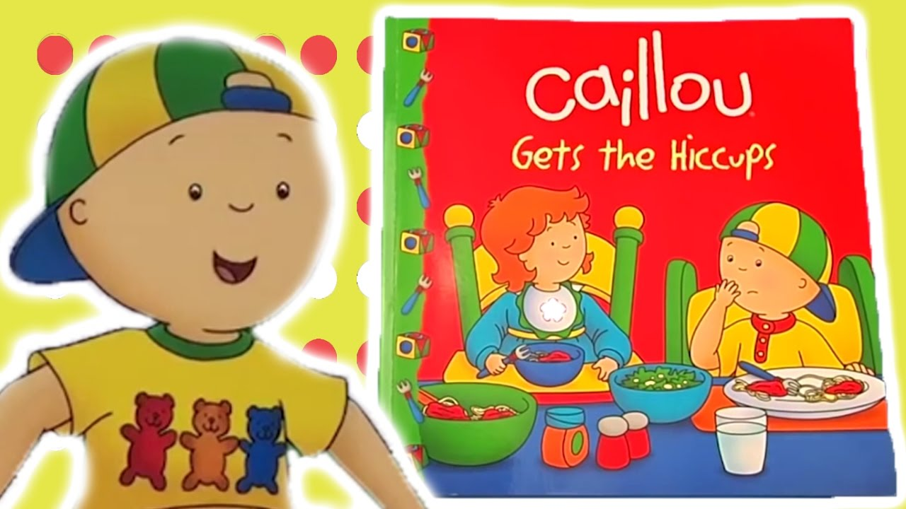 Read Aloud Bedtime Stories For Kids Caillou Book Reading 1 Hour Stories For Kids Read Aloud