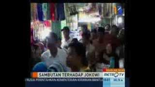 NGAKAK!! Jokowi DIPELUK-PELUK Ibu Dan TANTE-TANTE