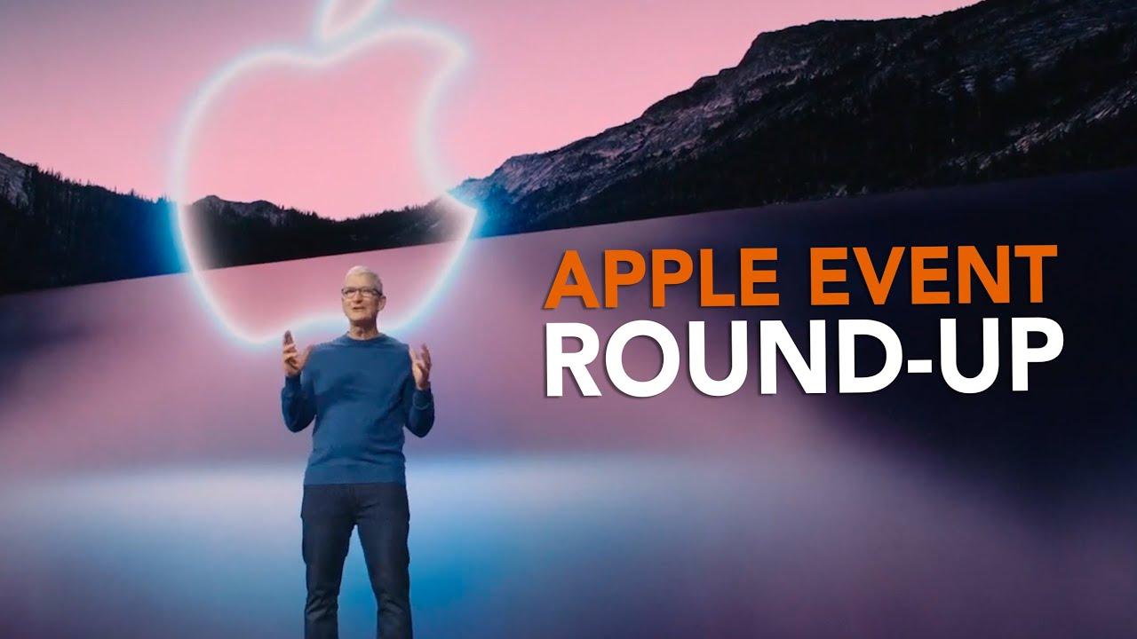 iPhone 13-event round-up: alles over de iPhone 13, 13 mini en 13 Pro