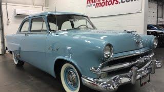 1953 Ford Mainline Sedan 239 Flat Head V8 UNBELIEVEABLE