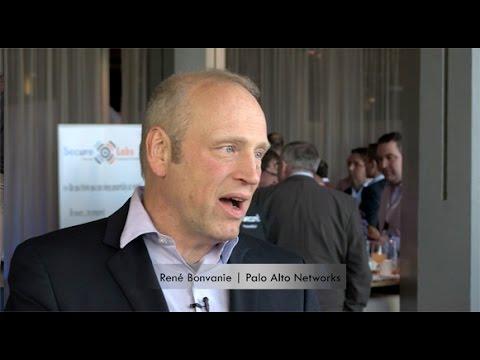 Palo Alto Networks – Referentie - interview Rene Bonvanie