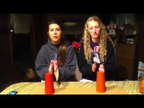 Cup song, When I'm Gone by Lexi & Abigail Bahr