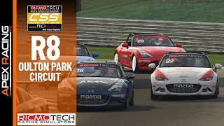 Ricmotech Classic Sprint Series | Round 8 at Oulton Park