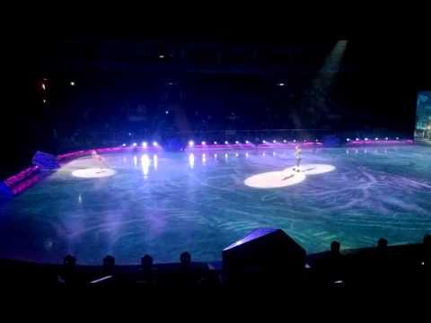ледовое шоу снежный король 2 Слуцкая