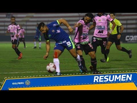 Resumen: Sport Boys vs. UTC (1-1)