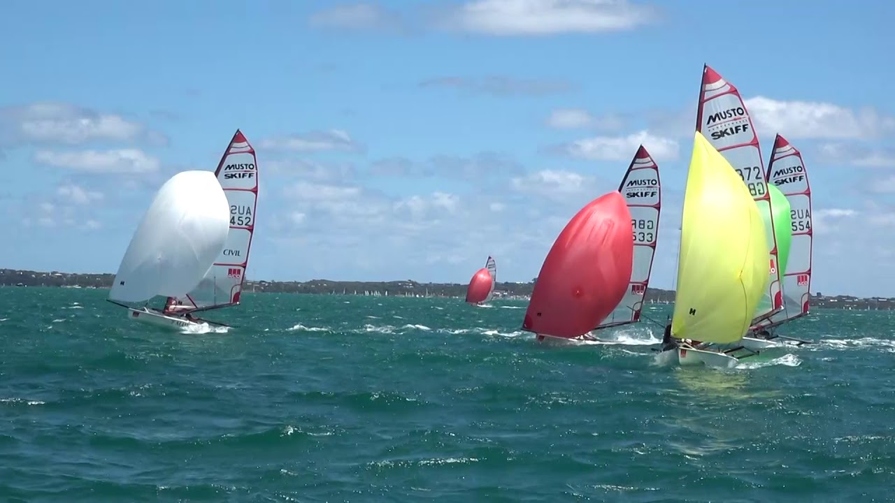 Reports and News - MUSTO Skiff - Ovington Boats