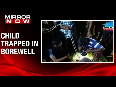 2-year-old toddler accidentally falls into borewell in Trichy, Rescue operations underway